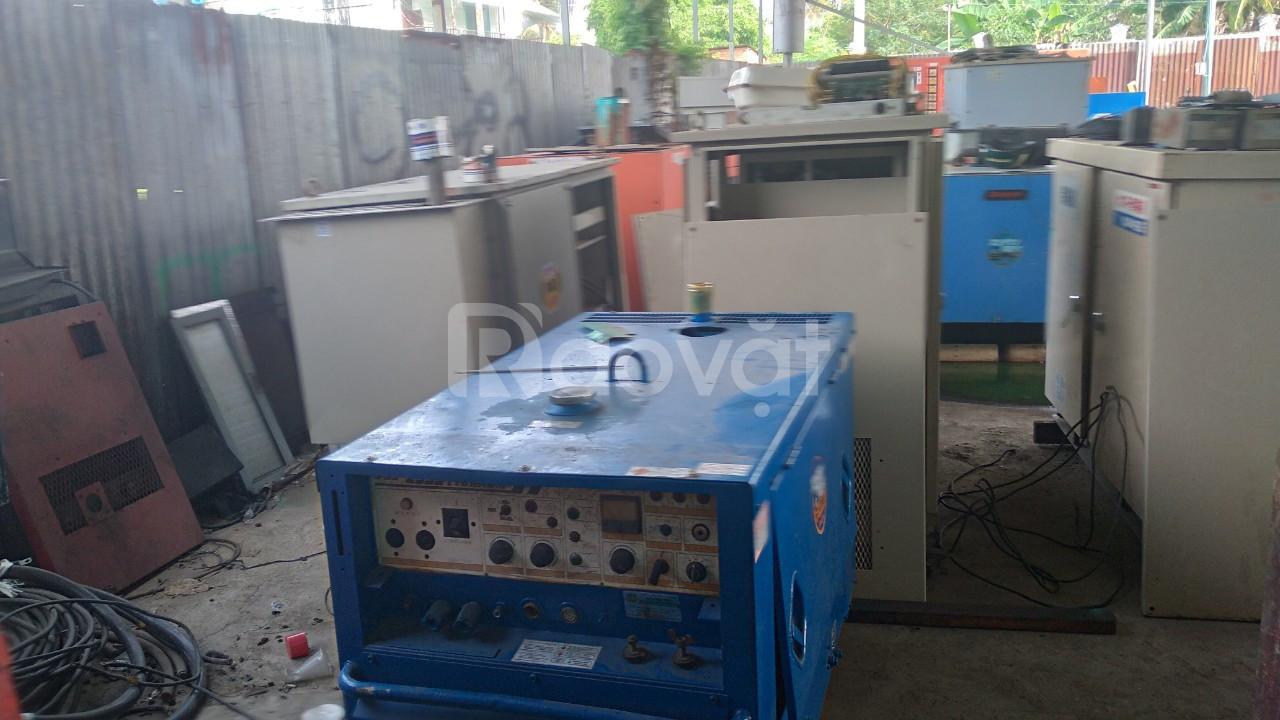 Thanh lý máy phát điện cũ, dọn kho Hoàng Kim tháng 12/2020