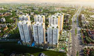 Bán căn hộ mặt tiền Xa Lộ Hà Nội, góp 3 năm 0% lãi suất, nội thất CC