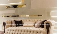 Sofa băng tân cổ điển giá rẻ cho căn hộ tại quận 2