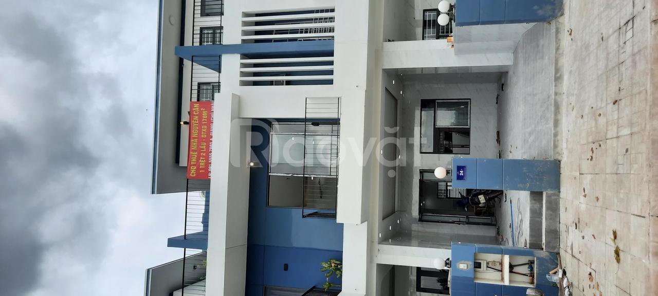 Nhà nguyên căn, 2 lầu DTXD 170m2, KDC Thăng Long Home, Q. Thủ Đức
