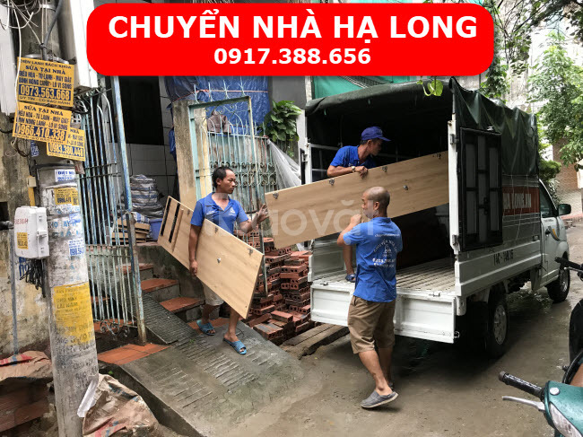 Dịch vụ vận chuyển nhà trọn gói tại Hạ Long của Chuyển nhà 24h Hạ Long