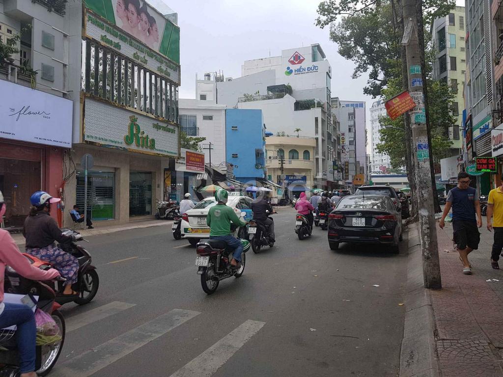 Nhà mặt tiền 77 Bùi Thị Xuân 300m2 1T3L đang có thu nhập 130tr/tháng