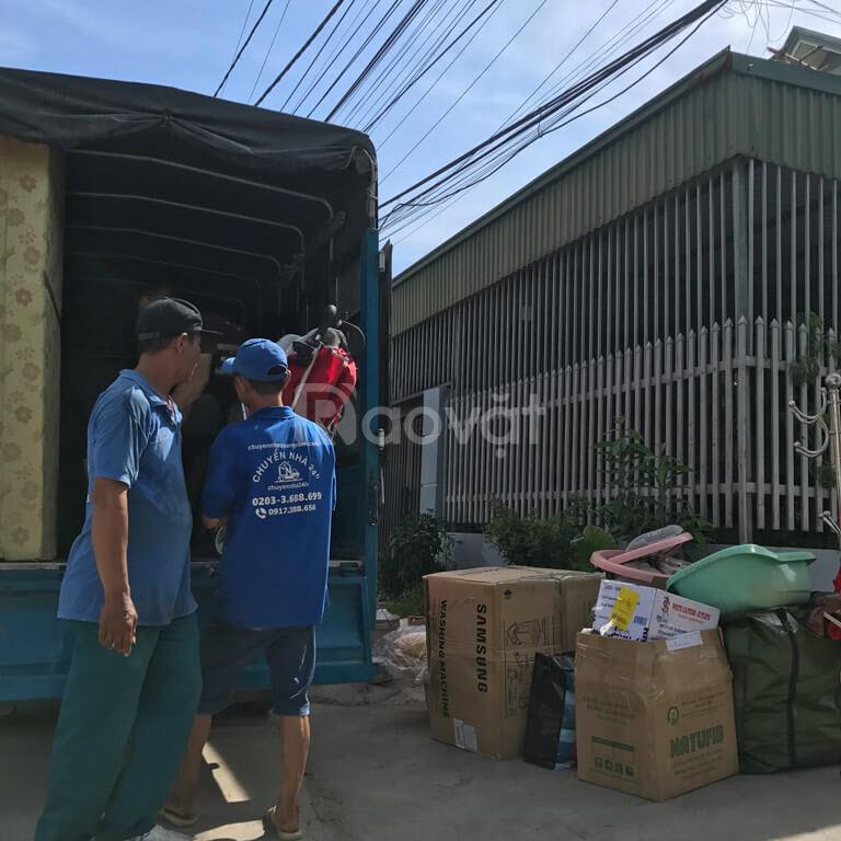 Chuyển nhà Hạ Long trọn gói dịch vụ chuyển dọn đồ đạc gia đình Hạ Long