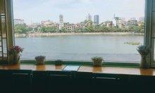 cho thuê chung cư view hồ Nam Đồng,  phố Hồ Đắc Di tầng 2, B1