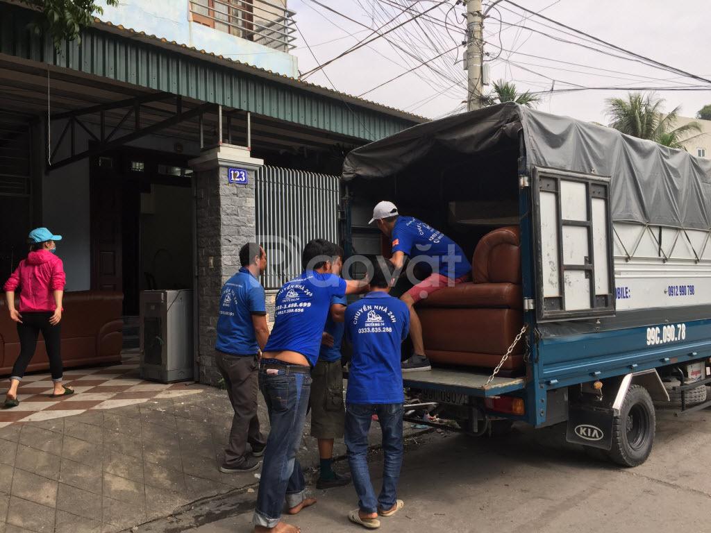 Dịch vụ chuyển nhà giá rẻ Quảng Ninh giá cước xe tải thấp miễn phí chờ