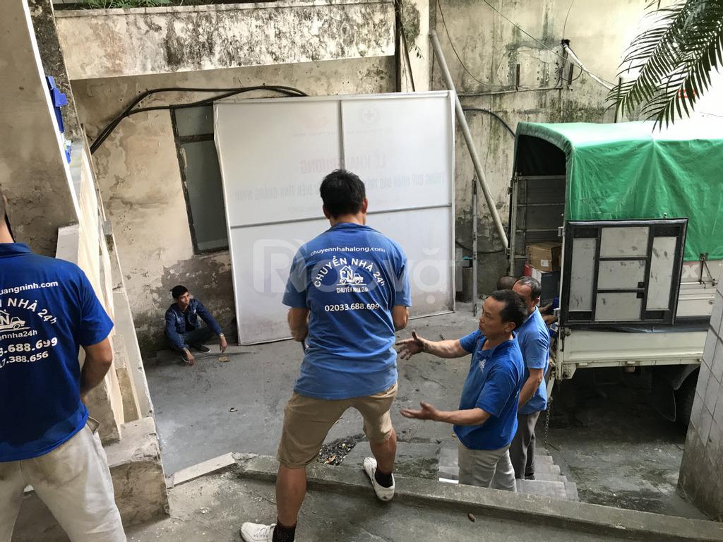 Bốc xếp Quảng Ninh dịch vụ khuân vác và bốc xếp hàng số lượng lớn