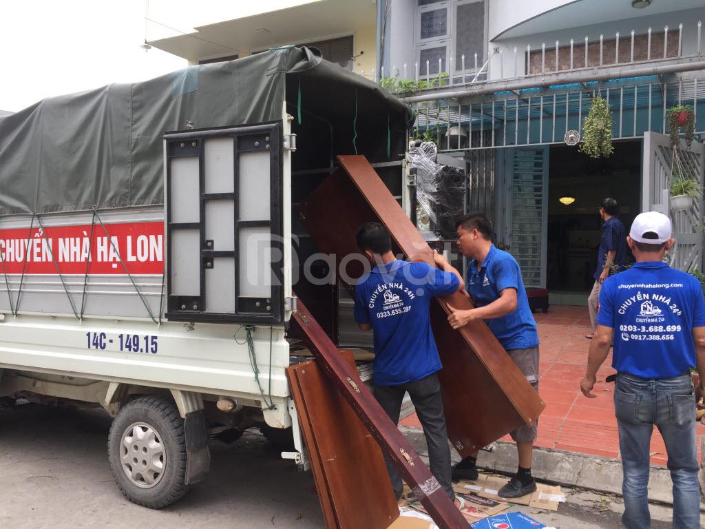 Dịch vụ chuyển nhà, chuyển đồ Quảng Ninh và liên tỉnh