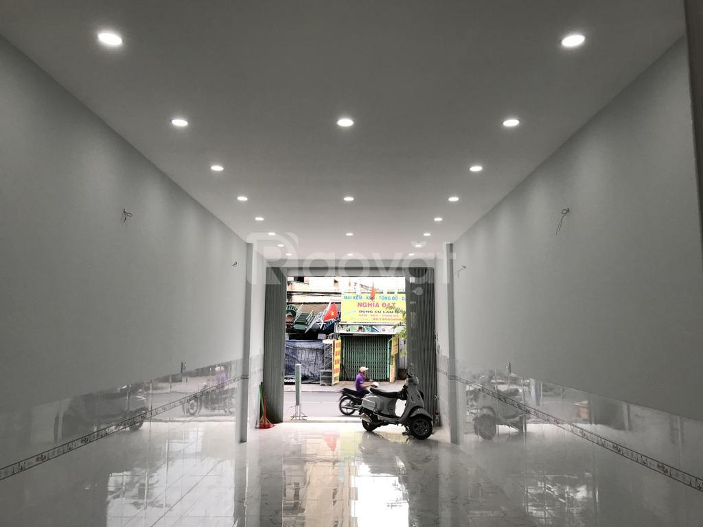 Nhà mặt phố, 121m2, khu Tên Lửa, Bình Tân