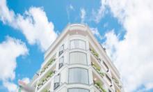 Bán khách sạn góc 2MT khu sân bay Tân Sơn Nhất, XD hầm 6 tầng 23 phòng