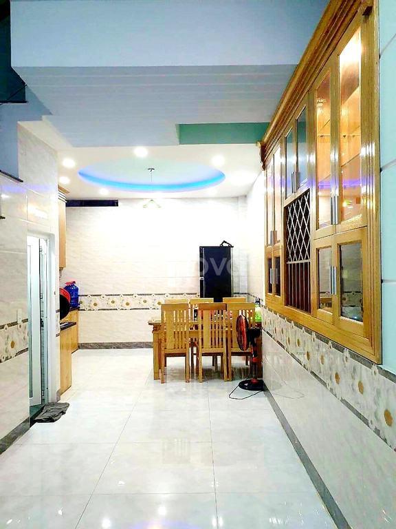 Bán căn nhà phố đẹp khu đồng bộ Thống Nhất, P15, Gò Vấp