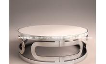 Những mẫu bàn trà inox mạ PVD đẹp, phong cách độc đáo năm 2021