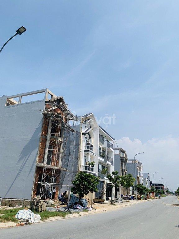 Ngân hàng HT thanh lý 12 lô đất thổ cư KDC Tên Lửa Residence, Bình Tân