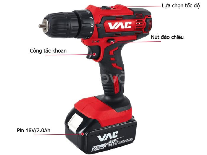 Máy khoan VAC có tốt không?
