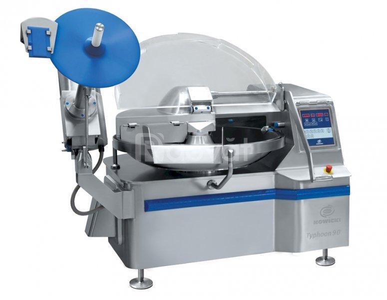 Máy bowlcutter Nowicki máy băm thực phẩm chất lượng cao của Châu Âu