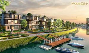 Đảo Phượng Hoàng, Aqua City mở bán giỏ hàng Townhouse đẹp