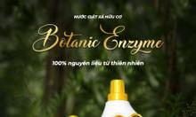 Nước giặt botanic Enzyme, nước giặt 3 không vì sức khỏe