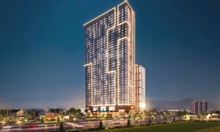 Bán lỗ căn hộ 50m2, 1PN, tầng 9, view hồ bơi và biển, Tp.Quy Nhơn