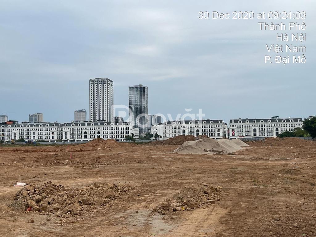 BT, liền kề mặt đường 70 và Lê Quang Đạo giá đầu tư đợt 1 sinh lợi cao
