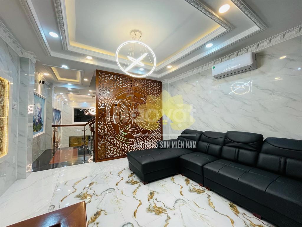 Bán nhà HXH 5m 1 trục đường Phạm Văn Chiêu, P14, Gò Vấp