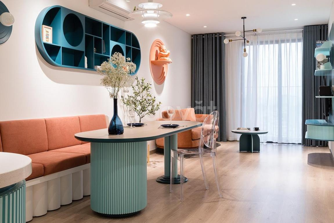 Ưu đãi thanh toán chỉ 30% sở hữu căn hộ 76m2 vị trí TT Q. Thanh Xuân