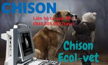 Máy siêu âm thú y Chison Eco1vet