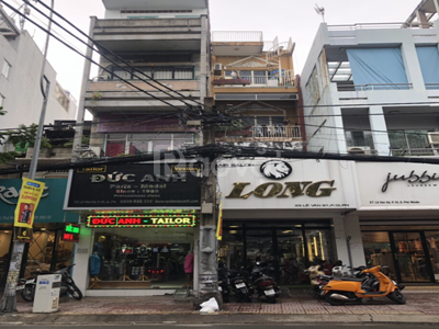 Nhà mặt tiền Lê Văn Sỹ, Phú Nhuận, 131m2