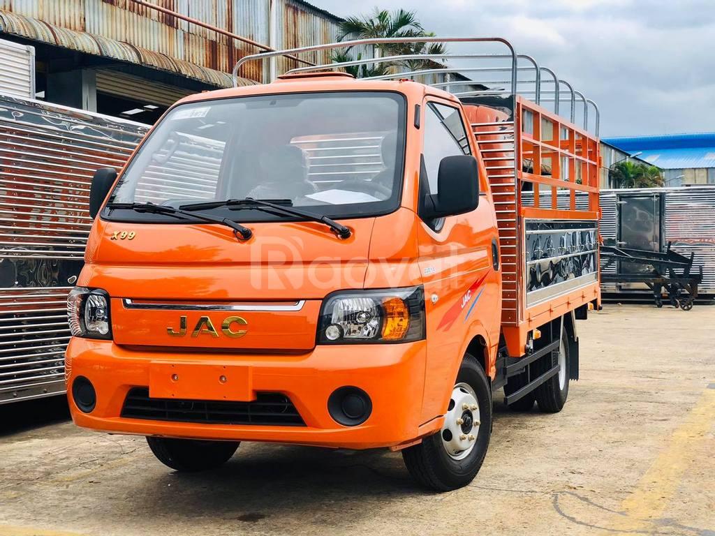 Xe tải jac X5 mẫu mới, jac 990kg, jac 1.25 tấn, jac 1.49 tấn