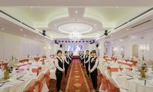 Công ty Linh Ứng Travel, cho thuê dịch vụ tổ chức tiệc, tiệc tân gia