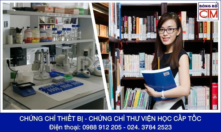 Trường dạy và cấp nhanh chứng chỉ nghiệp vụ Thư viện cho viên chức