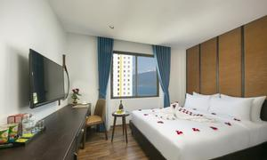 Khách sạn 4 sao Trần Bạch Đằng biển Mỹ Khê Đà Nẵng, 12 tầng