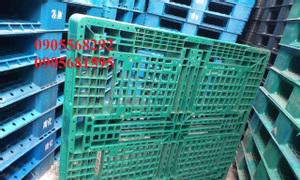 Pallet nhựa xanh mới sản xuất giá rẻ