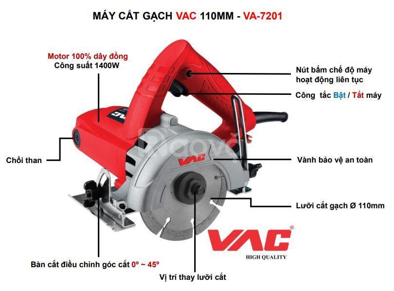 Máy cắt gạch VAC có tốt không?