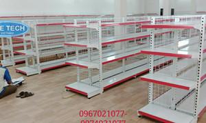 Kệ bán hàng tạp hóa đẹp, chất lượng, giá từ nhà máy