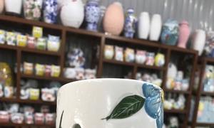 Cửa hàng gốm sứ Bát Tràng, Bình Thạnh, Tp.HCM