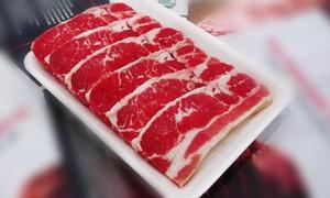 Ba chỉ bò mỹ cắt lát 500g