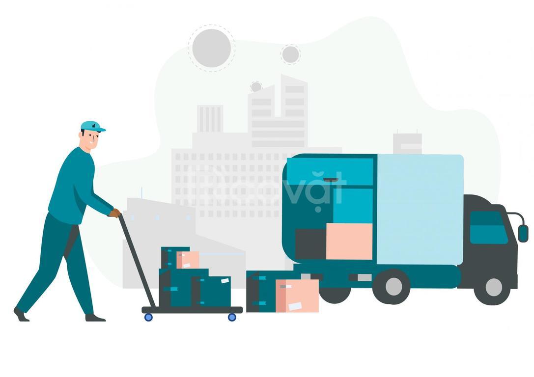 Vận chuyển hàng hóa nội thành TP HCM đi các tỉnh, giá ưu đãi