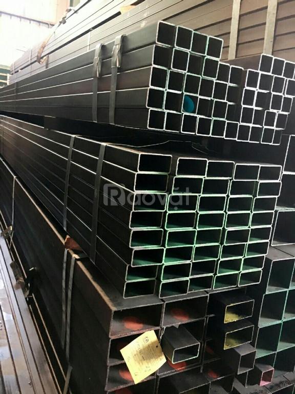 Bán thép hộp 100x200, thép hộp chữ nhật 100 x 150, thép hộp 75 x 150