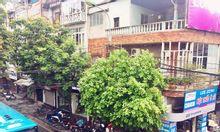 Cho thuê mặt bằng tầng một, nhà 2 mặt tiền phố Hàng Muối