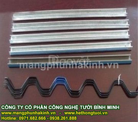 Thanh nẹp zíc zắc Bình Minh, công ty cung cấp thanh nẹp C và zíc zắc