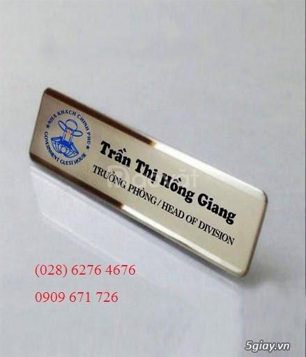 Xưởng sản xuất và in huy hiệu giá rẻ tại TP HCM