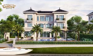 Biệt thự vườn sinh thái quận 9 Sài Gòn Garden Riverside, CK 10 tỷ