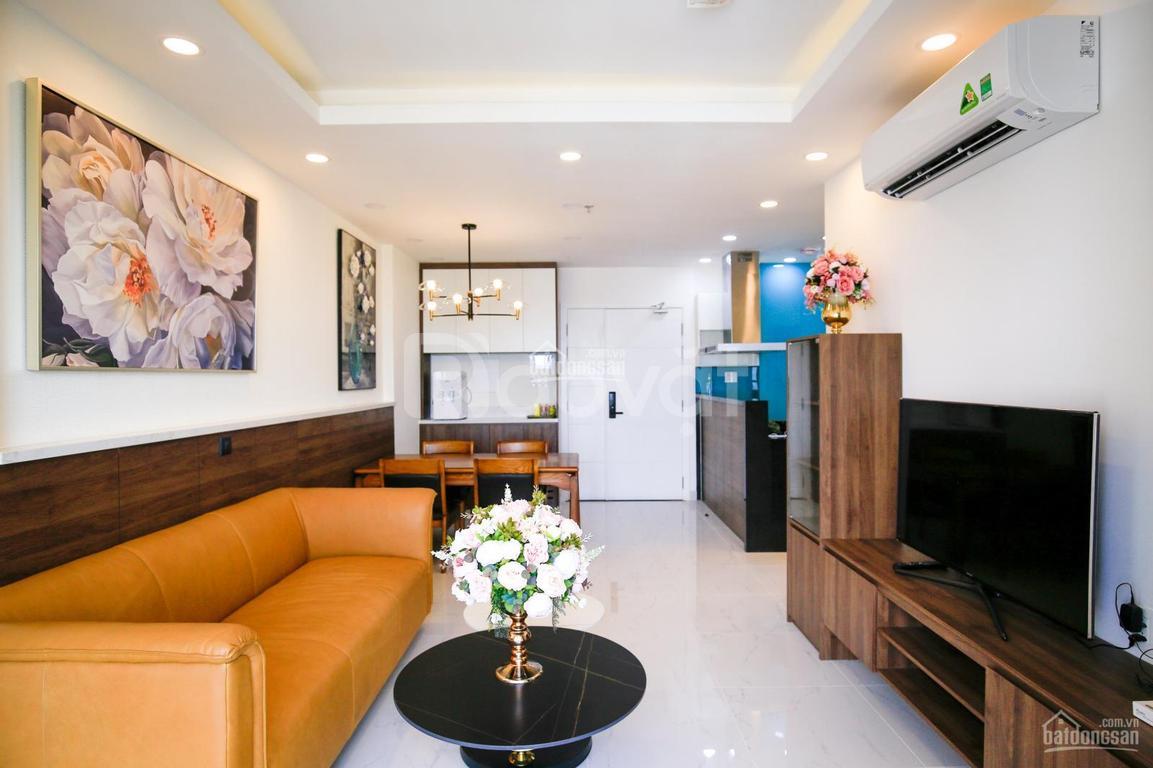 Cho thuê căn hộ 58m2, Terra Royal, Quận 3, nhà trống