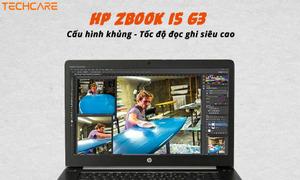 HP Zbook 15 G3 cấu hình cao, giá phải chăng