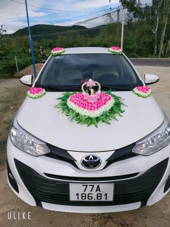 Cho thuê xe đám cưới, xe du lịch, taxi ở Phù Mỹ, Bình Định