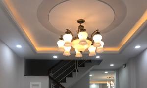 Nhà đẹp rẻ 4x12m nở hậu 6m Huỳnh Văn Bánh TP.HCM