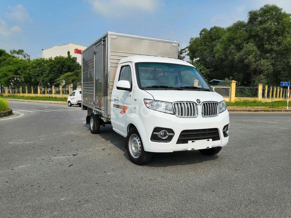 Sở hữu ngay xe tải nhỏ giá rẻ 990kg dưới 1 tấn đáng mua
