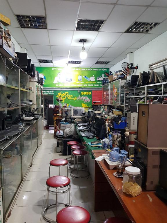 Nhà 2 MT Kinh Dương Vương, Bình Tân, 4mx16m, 1 trệt 2 lầu