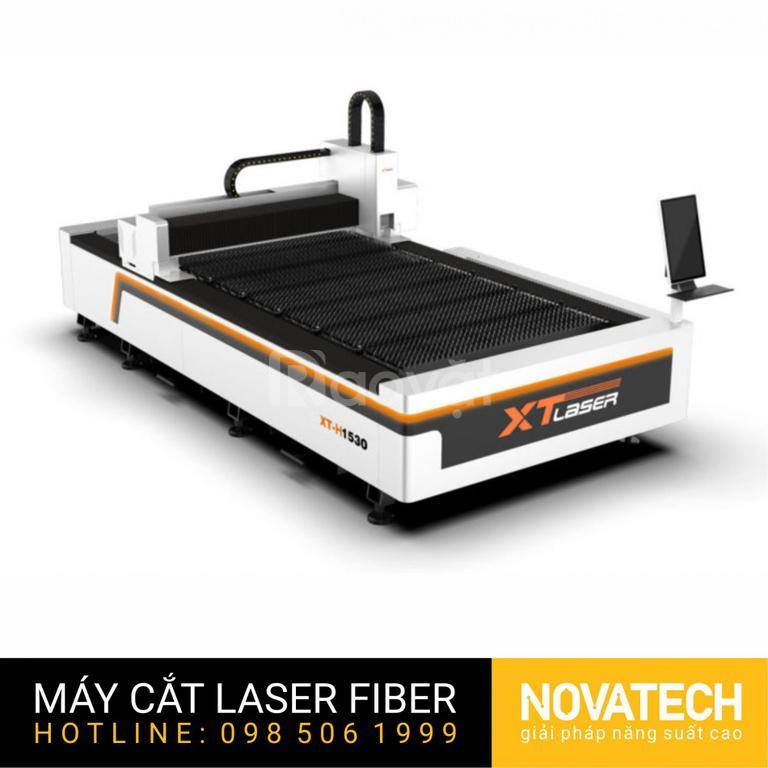 Máy cắt laser fiber XT-Laser 1530H