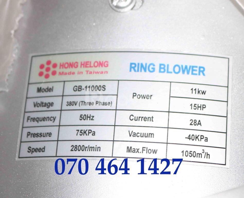 Thổi khí con sò hiệu Hong Helong giá tốt cho nhà thầu xây dựng