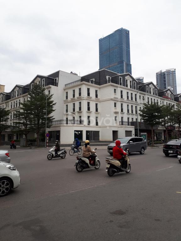 Căn góc shophouse mặt Nguyễn Chánh đối diện kiểm toán nhà nước